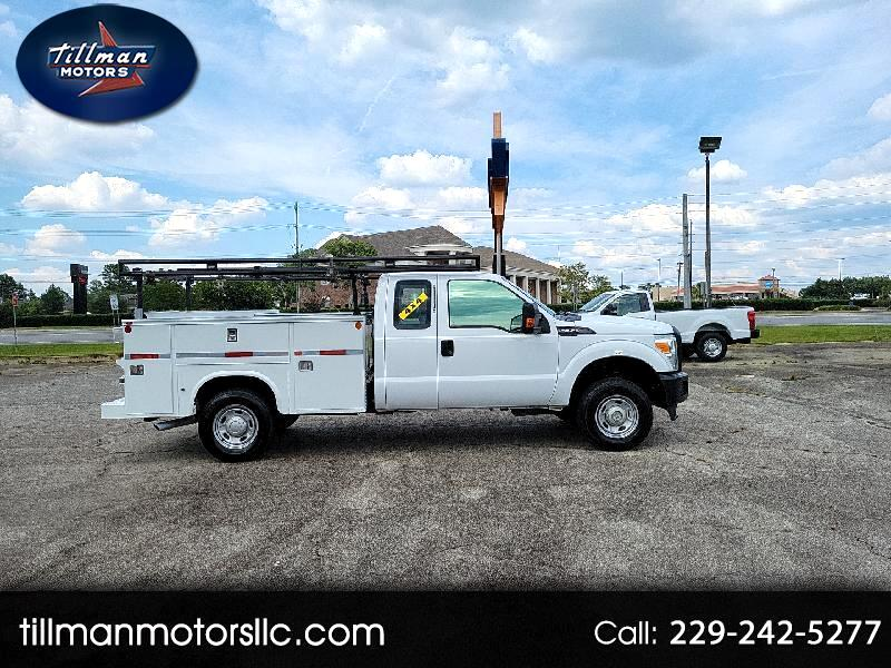 Ford F-350 SD XL SuperCab Long Bed 4WD 2012