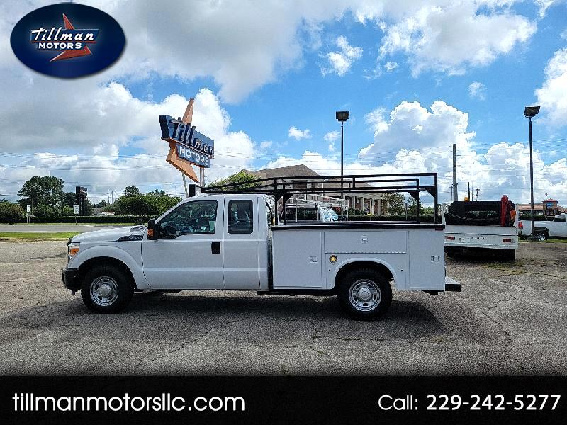 Ford F-250 SD XL SuperCab Long Bed 2WD 2016
