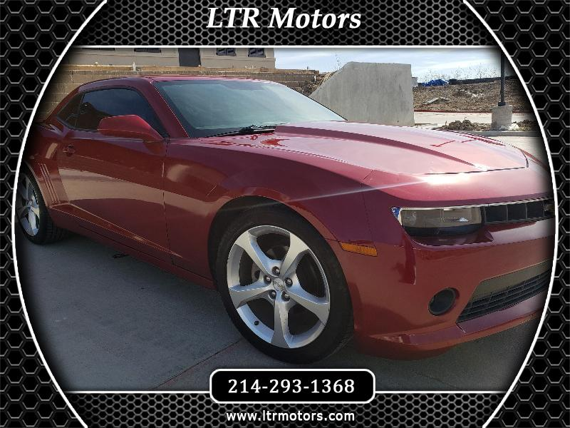 Chevrolet Camaro 2LT Coupe 2015