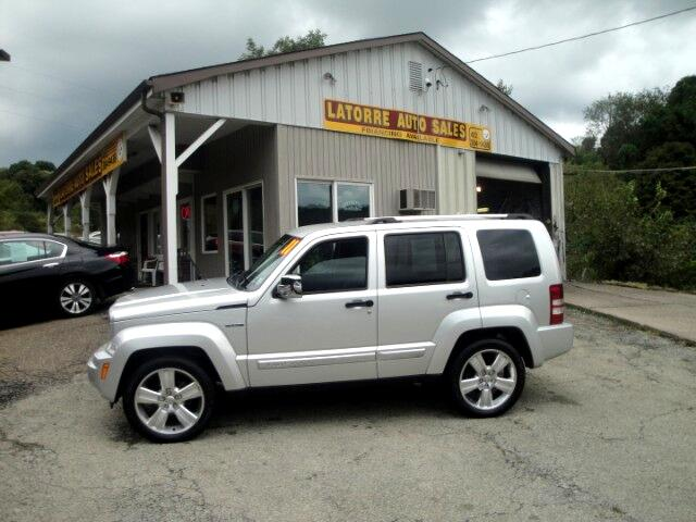 2011 Jeep Liberty 4WD 4dr Limited Jet