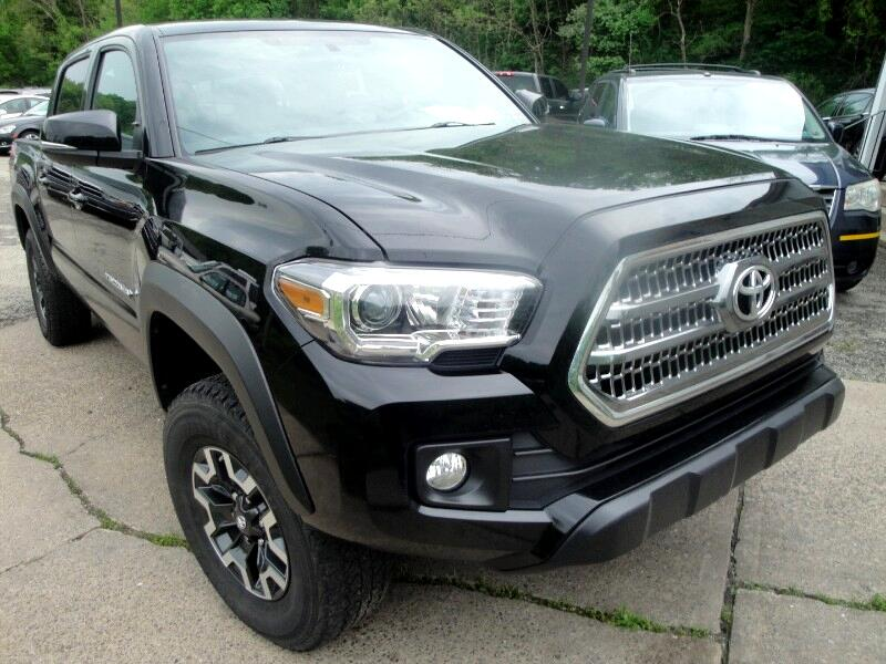 Used 2017 Toyota Tacoma for Sale in Elizabeth, PA 15037 Latorre Auto