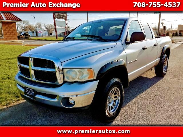 2003 Dodge Ram 1500 ST Quad Cab Long Bed 4WD