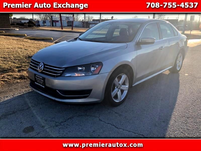 2013 Volkswagen Passat 1.8T SEL Premium AT