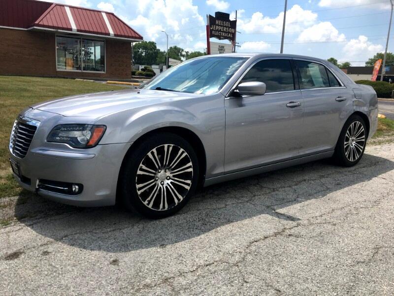 Chrysler 300 S RWD 2013