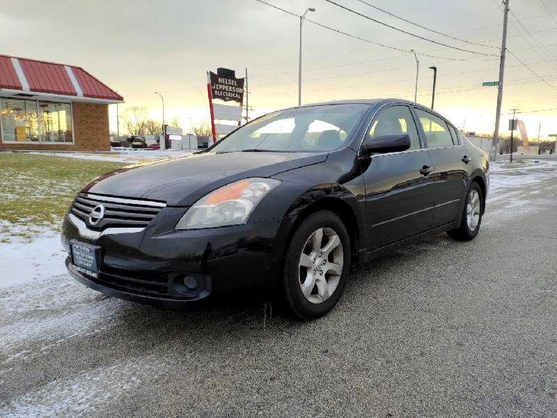 Nissan Altima 2.5 2008