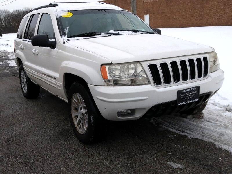 Jeep Grand Cherokee Limited 4WD 2002
