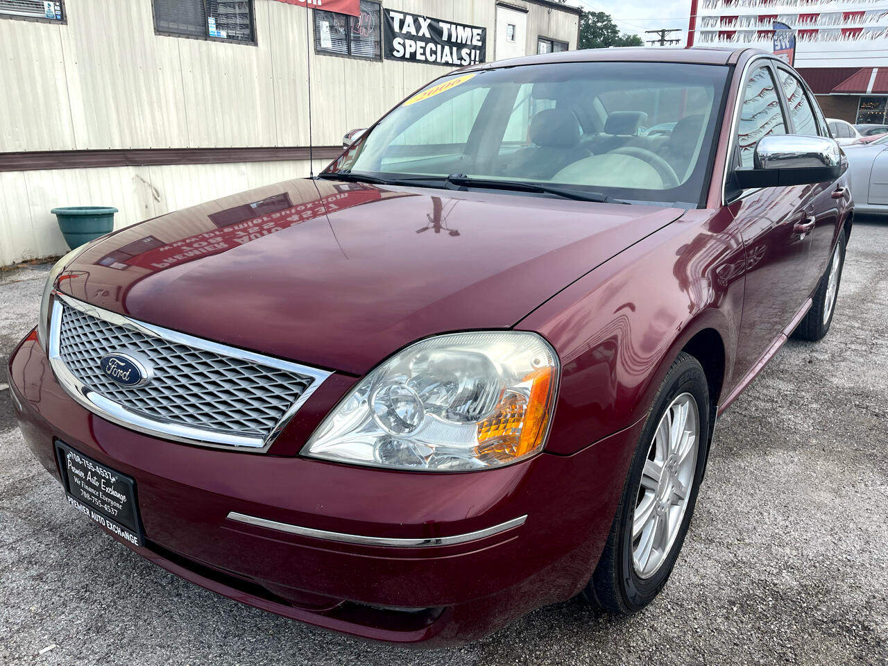 Ford Five Hundred Limited AWD 2006