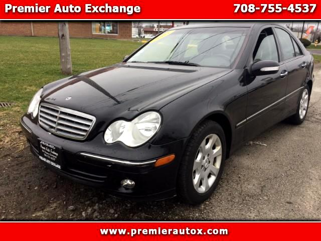 2005 Mercedes-Benz C-Class C320 Luxury Sedan