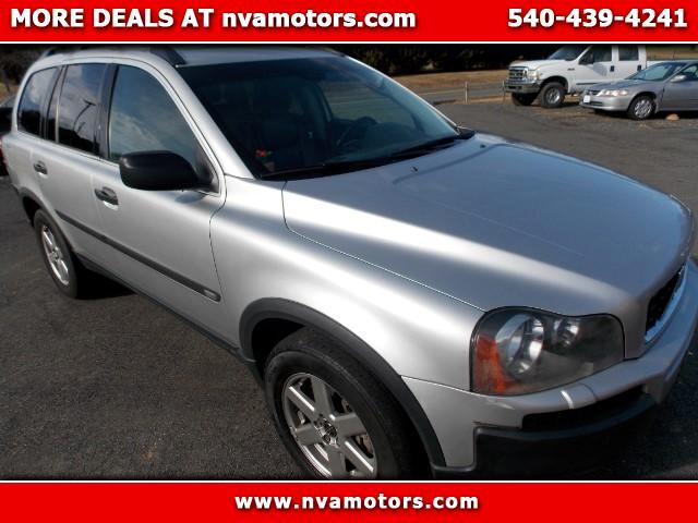 2005 Volvo XC90 2.5L Turbo AWD Auto w/Sunroof