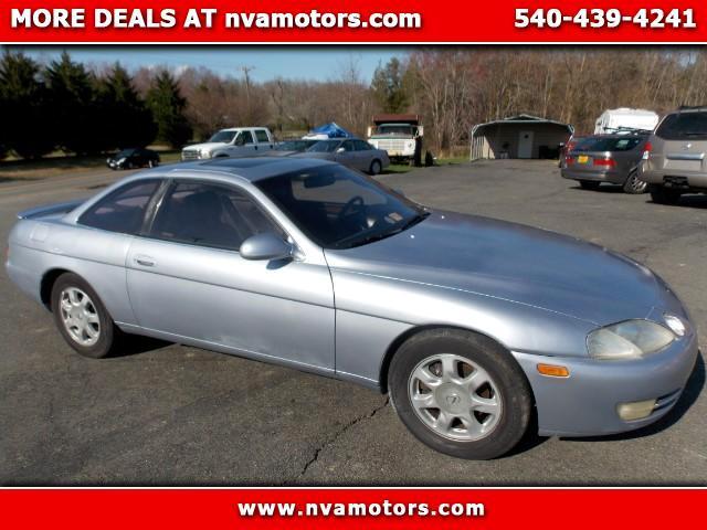 1995 Lexus SC 300/400 SC 400