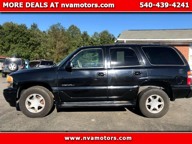 2003 GMC Yukon Denali Base