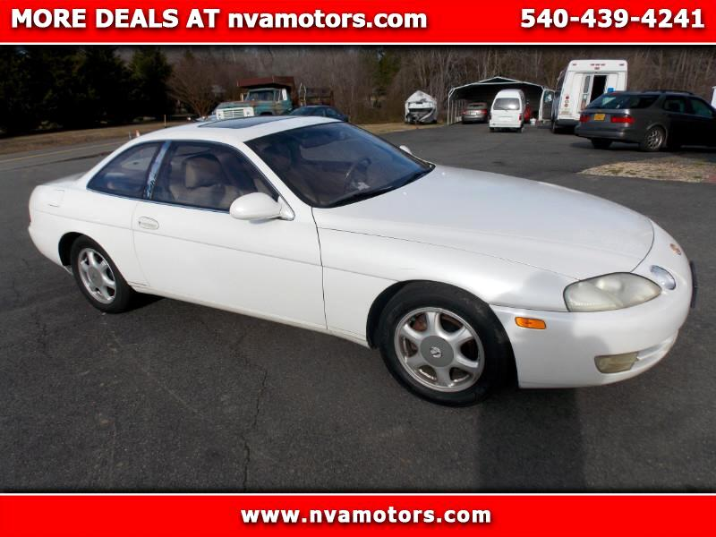 1995 Lexus SC 300/400 SC 300