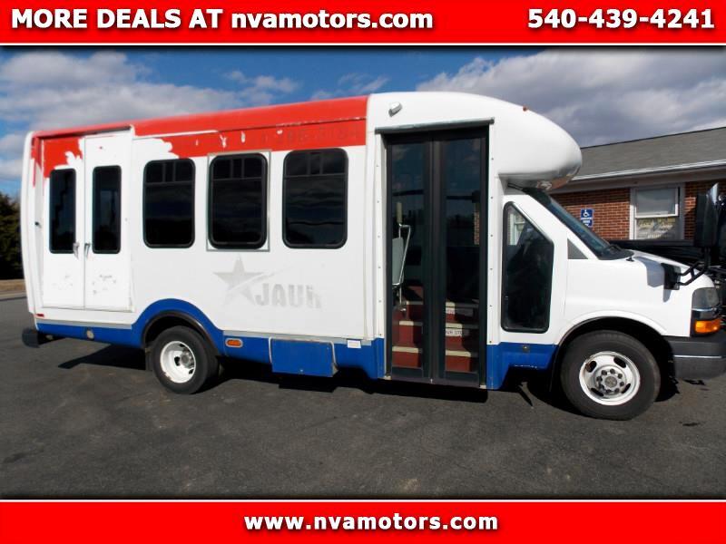 "2010 Chevrolet Express G4500 177"""