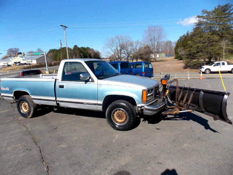 1988 GMC Sierra C/K 2500 Reg. Cab 8-ft. Bed 4WD