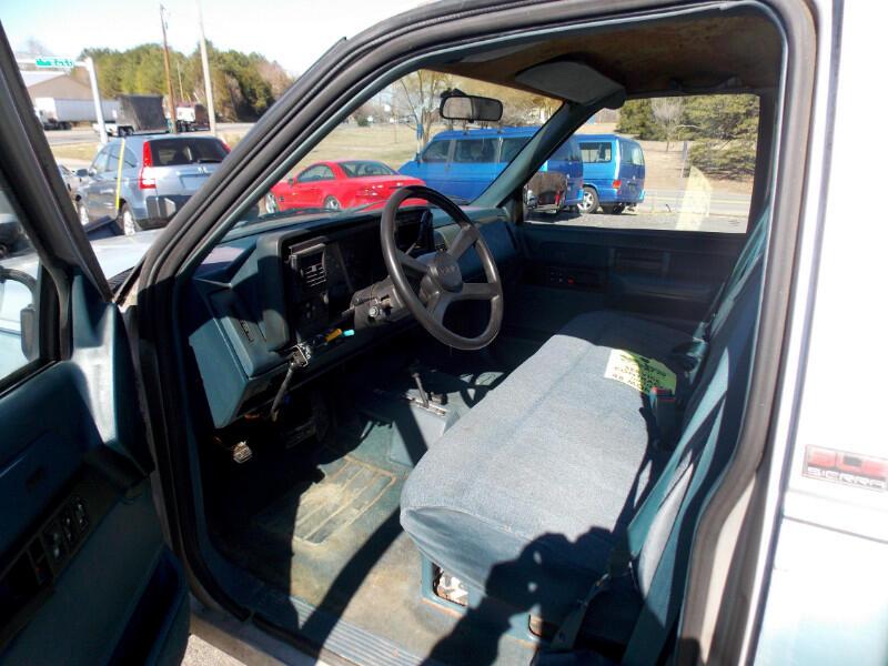 1988 GMC Sierra C/K 2500 Reg. Cab 8-ft. Bed 4WD