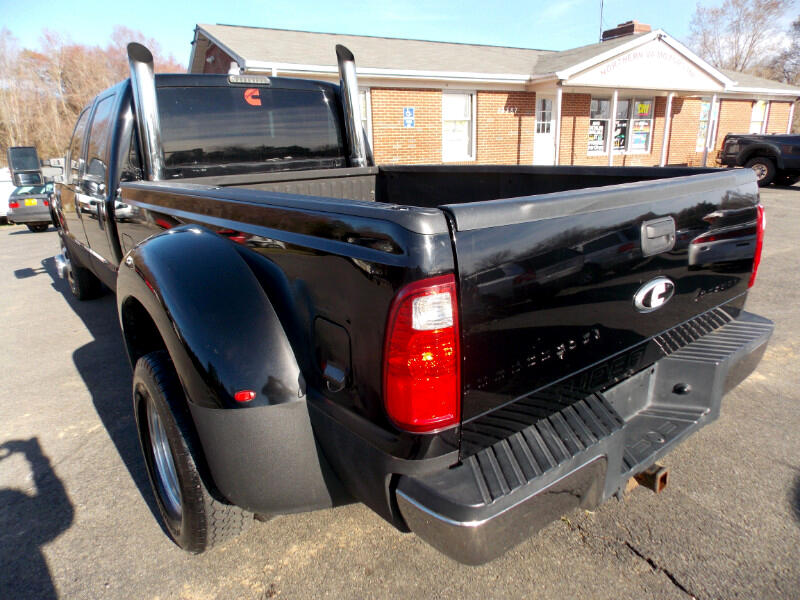 2008 Ford F-350 SD XLT Crew Cab Long Bed DRW 2WD