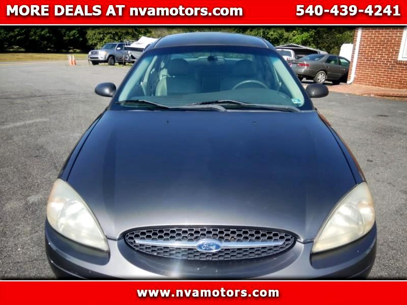 Ford Taurus SEL Deluxe 2002