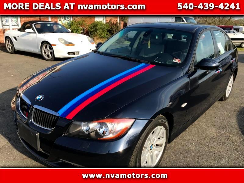 BMW 3-Series 325xi Sedan 2006