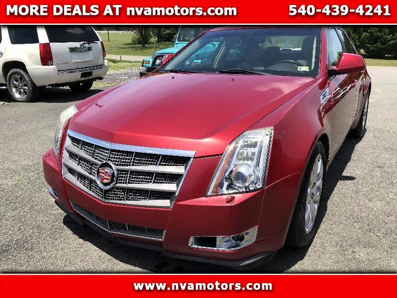 Cadillac CTS 3.6L SIDI 2008