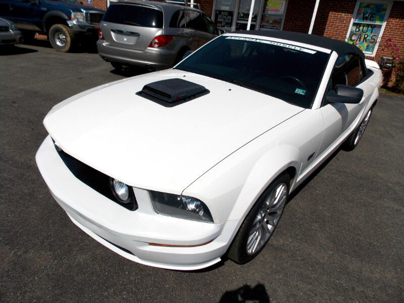 2006 Ford Mustang S281 Saleen Convertible