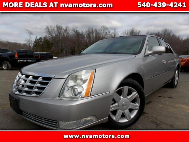 Cadillac DTS Luxury 2007