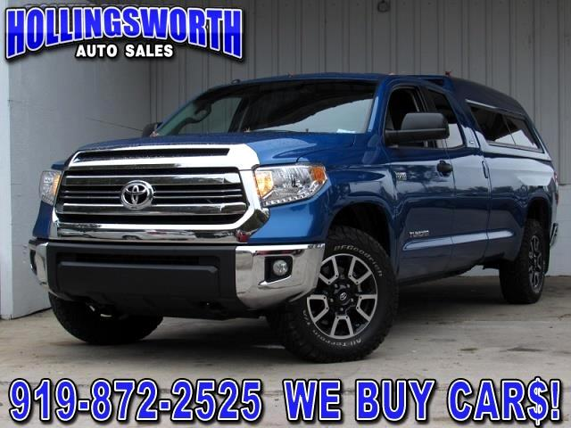2017 Toyota Tundra SR5 5.7L V8 FFV Double Cab 4WD Long Bed