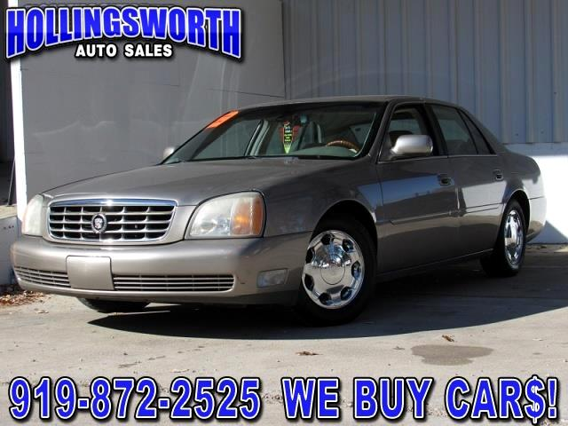 2001 Cadillac DeVille DHS