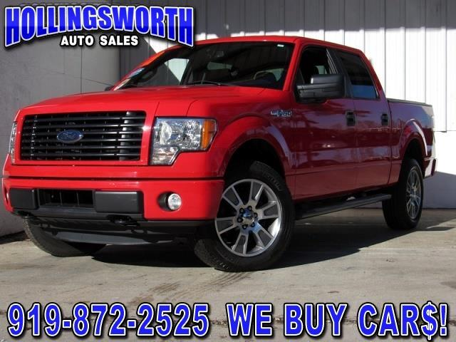 2014 Ford F-150 SuperCrew 4WD STX