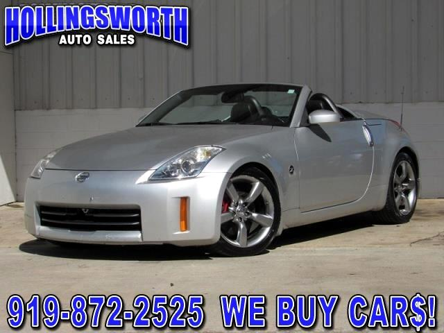 Nissan 350Z Touring Roadster 2007