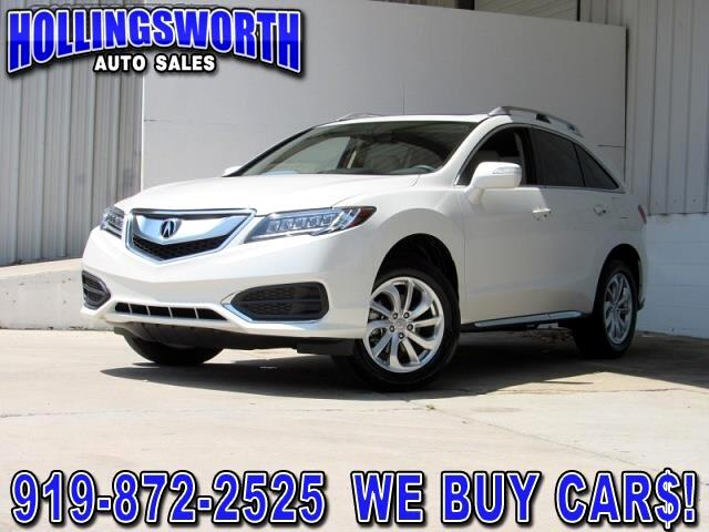 2018 Acura RDX 6-Spd AT w/ Technology Package