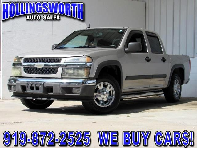 2008 Chevrolet Colorado LT1 Crew Cab 2WD