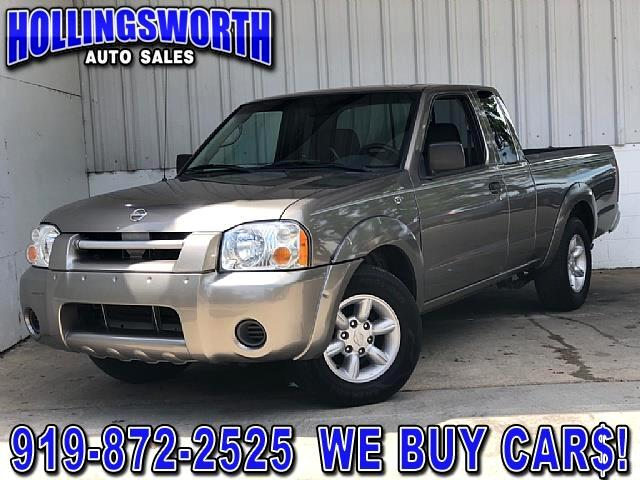 Nissan Frontier King Cab 2WD 2003