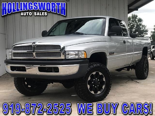 2002 Dodge Ram 2500 ST Quad Cab Long Bed 4WD