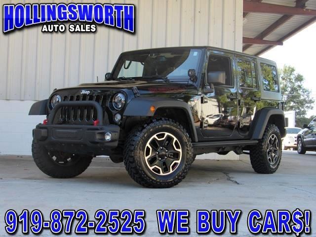 Jeep Wrangler Rubicon Hard Rock 4x4 *Ltd Avail* 2015