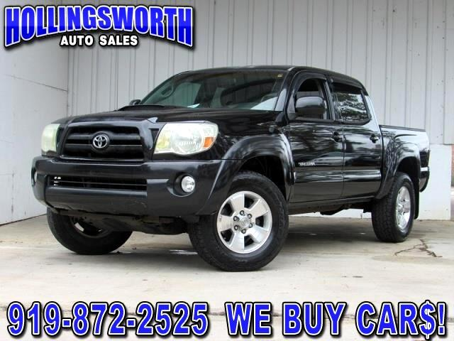 Toyota Tacoma 4WD Double Cab V6 AT TRD Sport (Natl) 2005