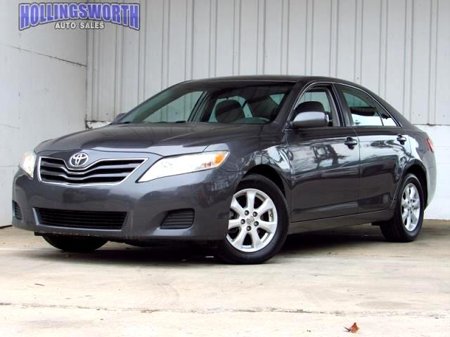 Toyota Camry LE 6-Spd AT 2011