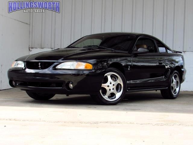 Ford Mustang 2dr Cpe SVT Cobra 1997