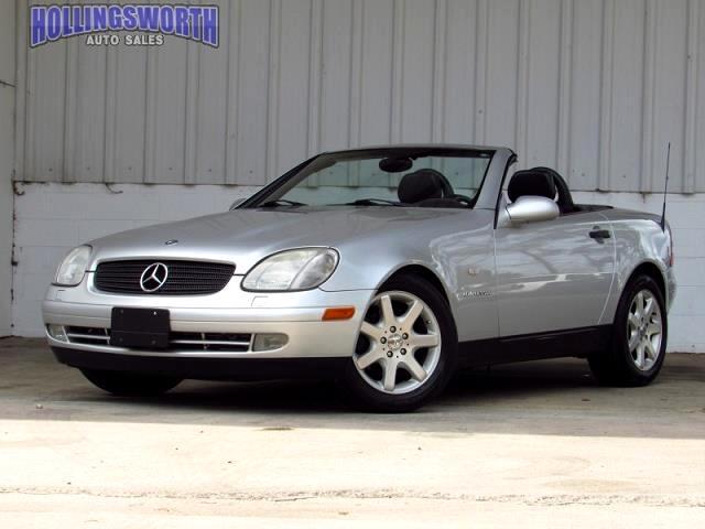 Mercedes-Benz SLK SLK230 Kompressor 1999