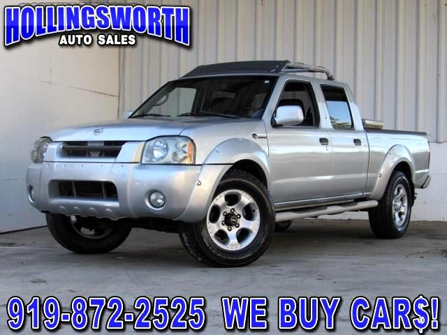 Nissan Frontier SVE-V6 Crew Cab Long Bed 4WD 2004