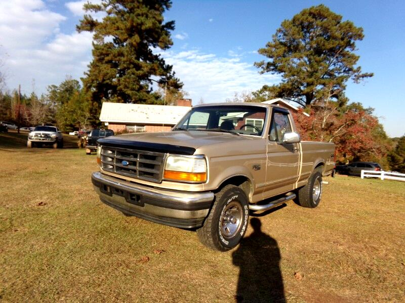 1996 Ford F-150 Special Reg. Cab Long Bed 4WD