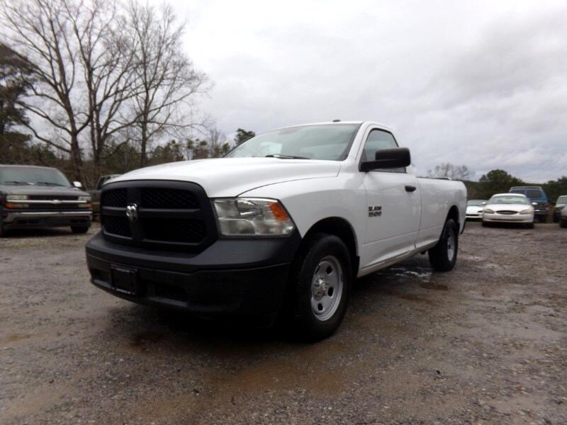 2014 RAM 1500 Tradesman Regular Cab LWB 2WD