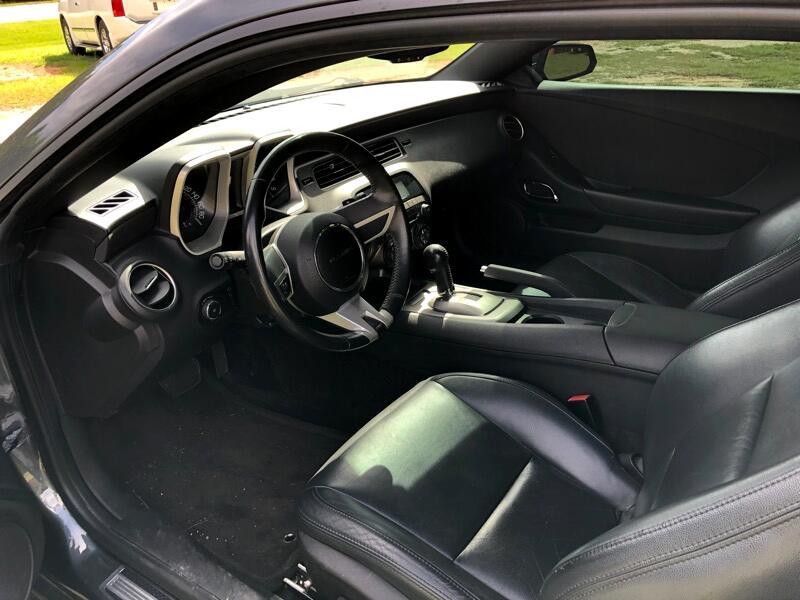 2011 Chevrolet Camaro 1SS Coupe