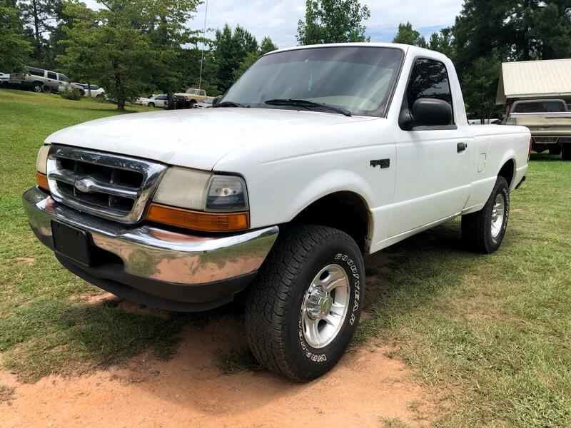 2000 Ford Ranger XL Short Bed 2WD