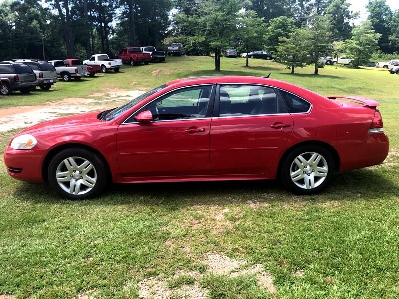 2012 Chevrolet Impala LT (Fleet)