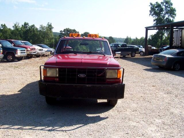 1987 Ford F-350 Regular Cab 2WD
