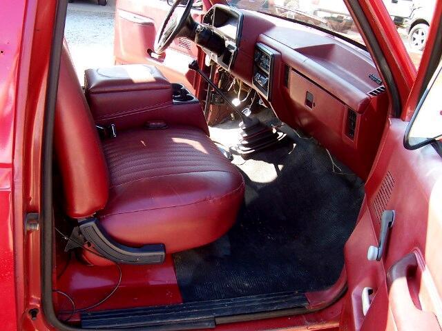 1987 Ford F-350 Regular Cab 2WD