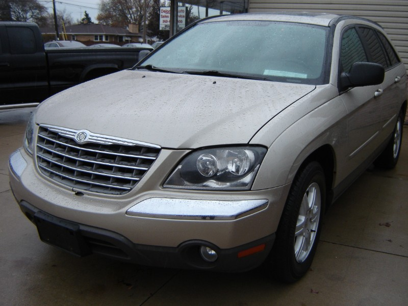 Chrysler Pacifica Touring 2006