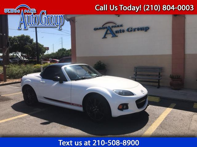 2013 Mazda MX-5 Miata Club Power Hard Top MT
