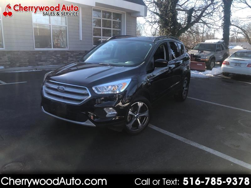 Ford Escape SEL 4WD 2018