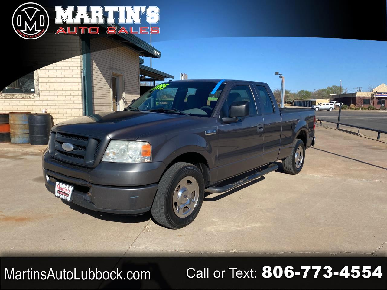 "Ford F-150 Supercab 133"" XLT 2006"